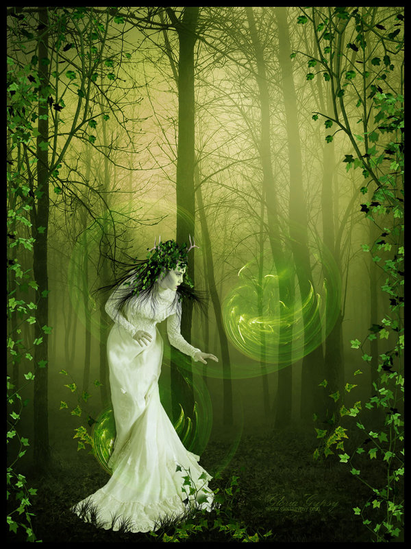 green magic by gloriagypsy d31zdci
