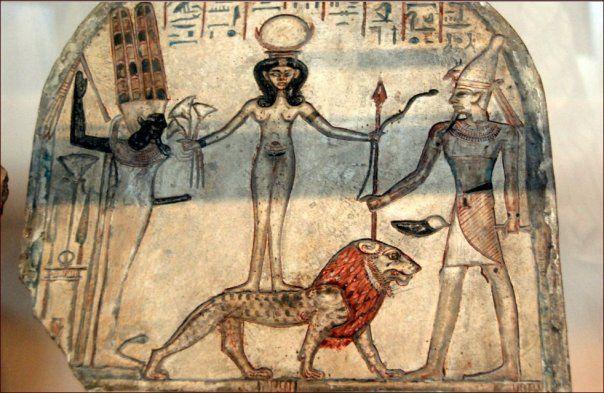 Asherah, parte III: la Signora dei Leoni - Blog di Camminidiluce